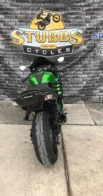 2016 Kawasaki Ninja ZX-14R for sale 200761106