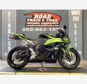 2009 Honda CBR600RR for sale 200761223
