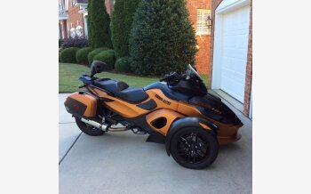 2011 Can-Am Spyder RS-S SE5 for sale 200761683
