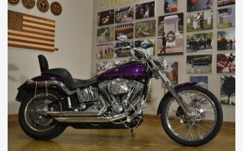 2001 Harley-Davidson Softail for sale 200761726
