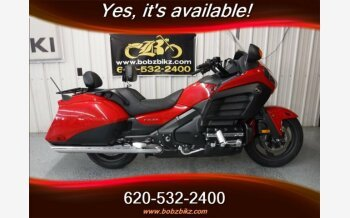 2013 Honda Gold Wing for sale 200762465