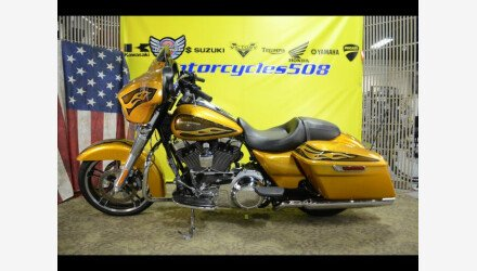 2016 Harley-Davidson Touring for sale 200763089