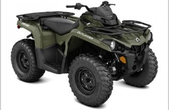 2019 Can-Am Outlander 570 DPS for sale 200763555
