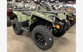 2019 Can-Am Outlander 570 DPS for sale 200763558