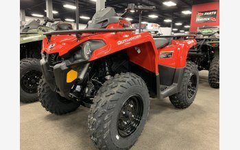 2019 Can-Am Outlander 570 DPS for sale 200763566