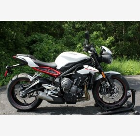2018 Triumph Street Triple R for sale 200763949