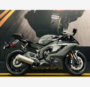 2019 Yamaha YZF-R6 for sale 200764251