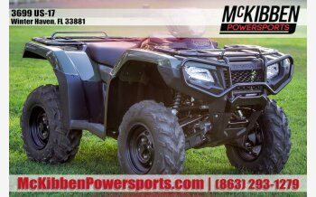 2018 Honda FourTrax Foreman Rubicon for sale 200764740
