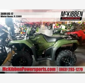 2018 Honda FourTrax Foreman Rubicon for sale 200764787