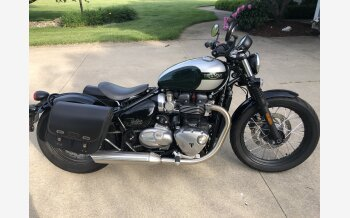 2017 Triumph Bonneville 1200 Bobber for sale 200764928
