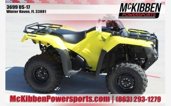 2018 Honda FourTrax Rancher for sale 200765178
