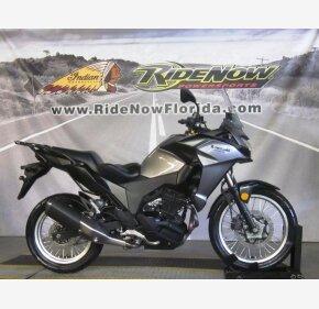 2017 Kawasaki Versys 300 X ABS for sale 200765363