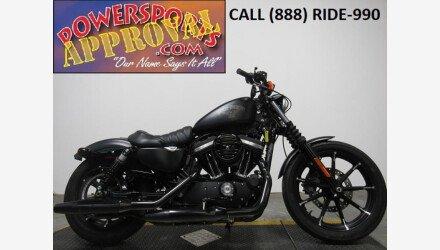 2017 Harley-Davidson Sportster Iron 883 for sale 200765595