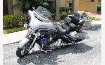 2016 Harley-Davidson CVO for sale 200765702