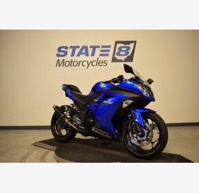 2017 Kawasaki Ninja 300 ABS for sale 200765749