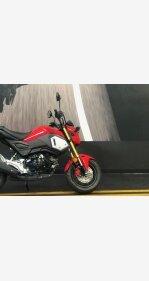 2020 Honda Grom for sale 200767298