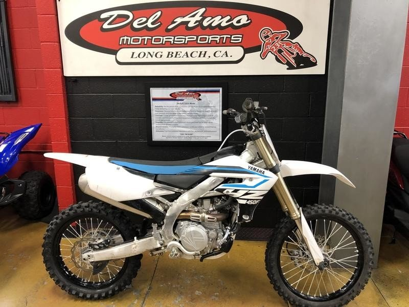 2018 Yamaha YZ450F Motorcycles for Sale - Motorcycles on Autotrader