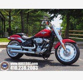 2019 Harley-Davidson Softail Fat Boy 114 for sale 200768624