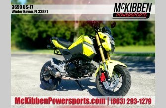 2017 Honda Grom for sale 200769136