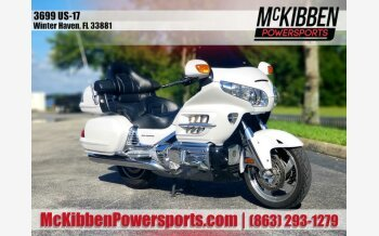 2008 Honda Gold Wing for sale 200769171