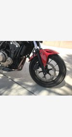 2017 Honda CB500F for sale 200769852