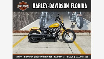 2019 Harley-Davidson Softail Street Bob for sale 200770208