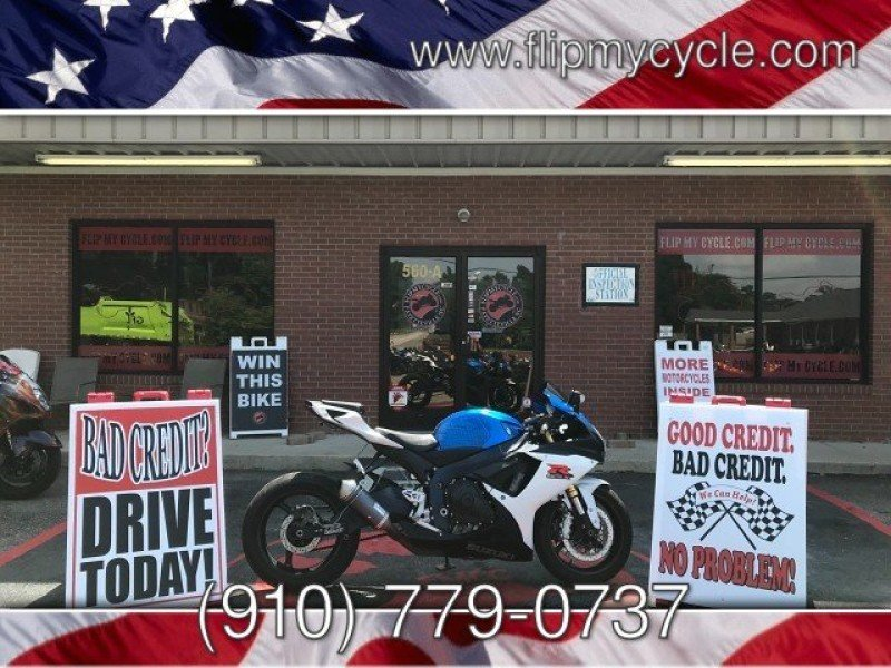 2012 Suzuki GSX-R750 Motorcycles for Sale - Motorcycles on
