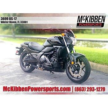 2014 Honda CTX700 for sale 200771427