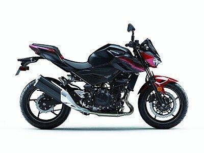 2019 Kawasaki Z400 for sale 200771625