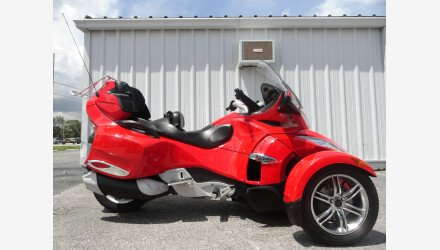 2011 Can-Am Spyder RT-S for sale 200772117