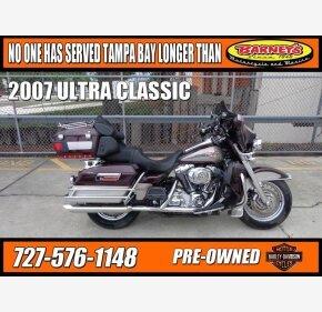 2007 Harley-Davidson Touring for sale 200772683