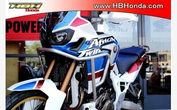 2018 Honda Africa Twin Adventure Sports for sale 200774044