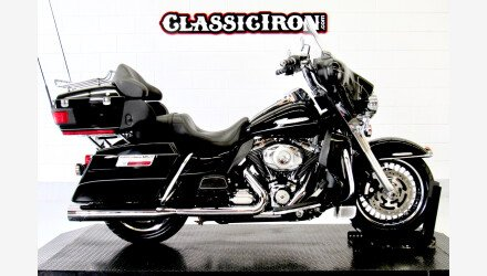2011 Harley-Davidson Touring Electra Glide Ultra Limited for sale 200775037