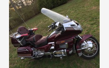 1989 Honda Gold Wing for sale 200775066