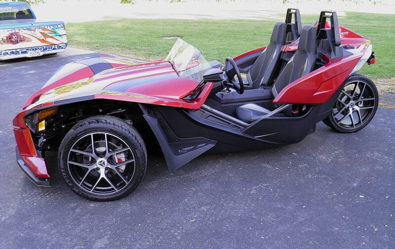2017 Polaris Slingshot Motorcycles for Sale - Motorcycles on