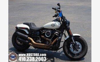 2018 Harley-Davidson Softail Fat Bob for sale 200775690
