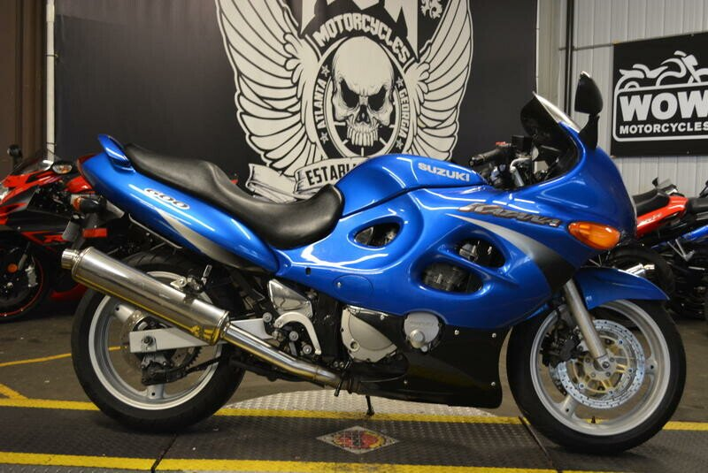 Suzuki Motorcycles For Sale Motorcycles On Autotrader