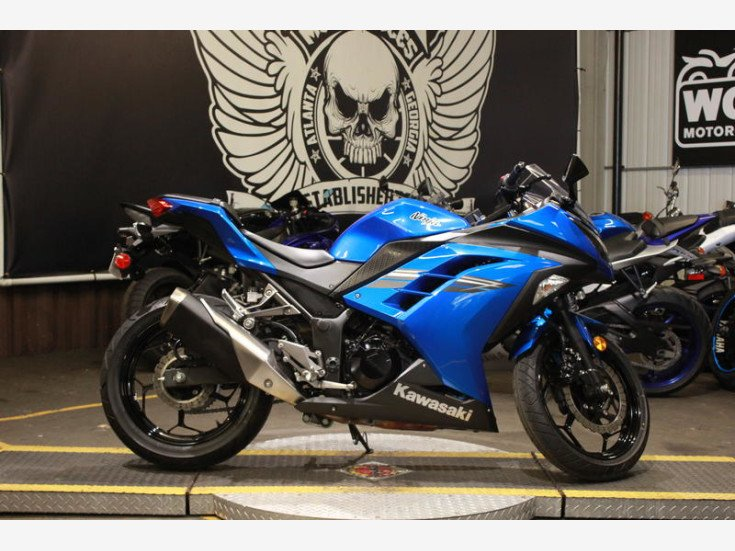 2017 Kawasaki Ninja 300 for sale near Marietta, Georgia 30062