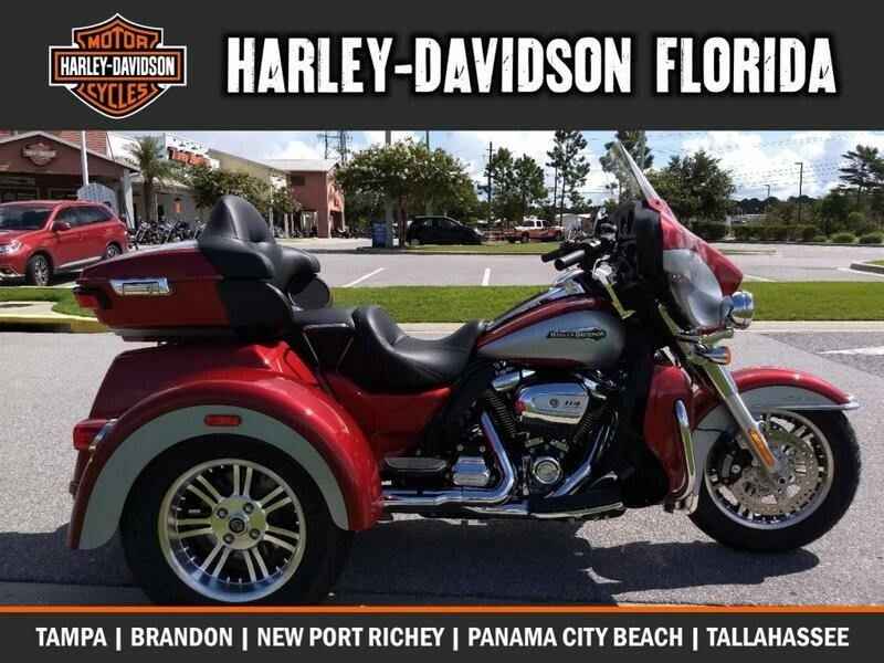 Harley-Davidson Trike Motorcycles for Sale - Motorcycles on