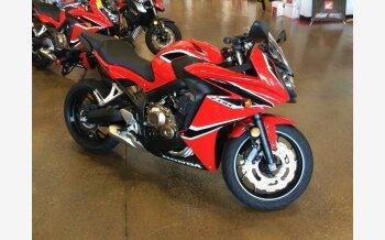 2018 Honda CBR650F for sale 200776940