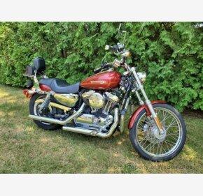 2009 Harley-Davidson Sportster Custom for sale 200778470