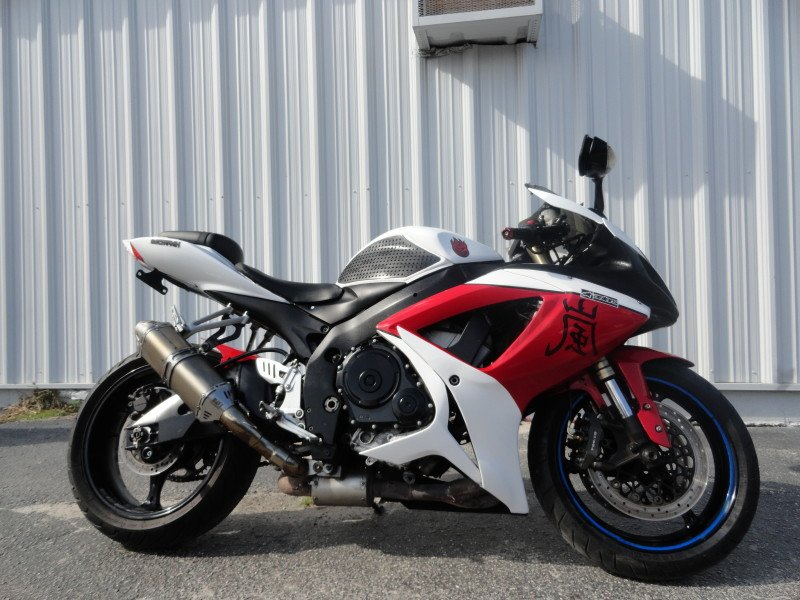 2006 Suzuki GSX-R600 Motorcycles for Sale - Motorcycles on