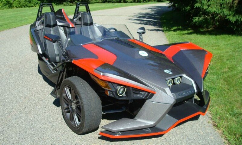 2015 Polaris Slingshot Motorcycles for Sale - Motorcycles on