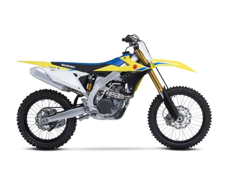 2018 Suzuki RM-Z450 Motorcycles for Sale - Motorcycles on