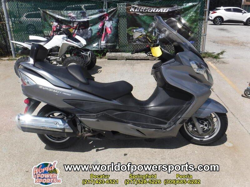 Suzuki Burgman 400 Motorcycles for Sale - Motorcycles on