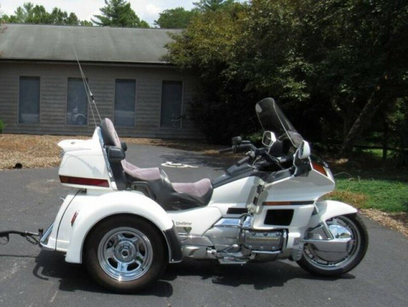 1995 Honda Gold Wing Motorcycles for Sale - Motorcycles on