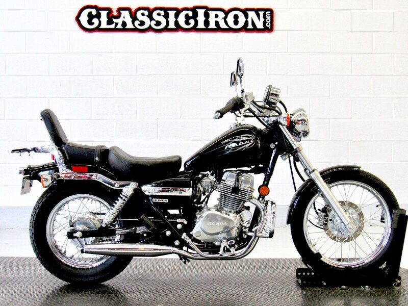 Honda Rebel 250 Motorcycles for Sale - Motorcycles on Autotrader