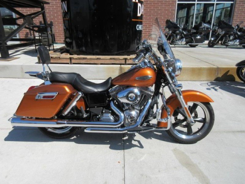 2014 Harley-Davidson Dyna Motorcycles for Sale - Motorcycles
