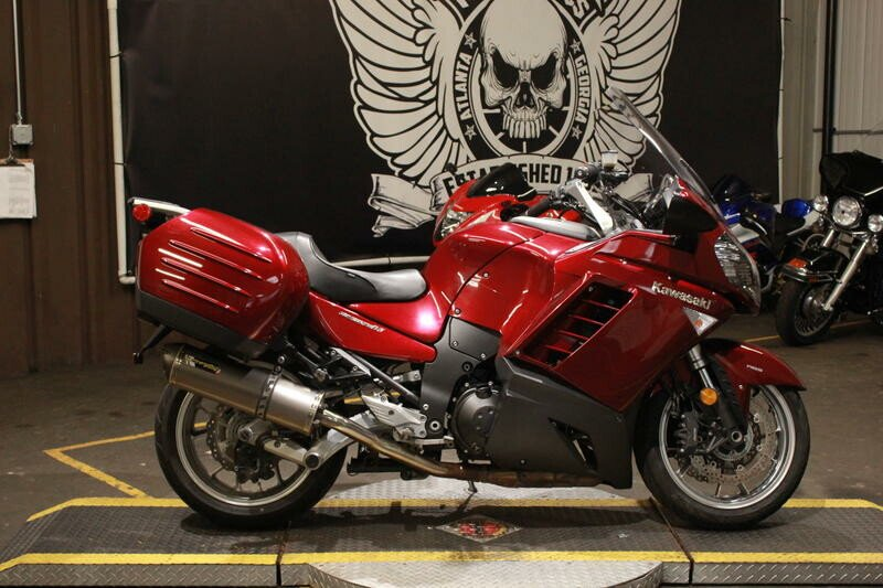 Kawasaki Concours 14 Motorcycles for Sale - Motorcycles on