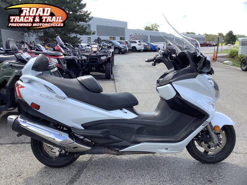 Suzuki Burgman 650 Motorcycles for Sale - Motorcycles on